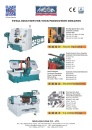 Who Makes Machinery in Taiwan MEGA MACHINE CO., LTD.