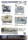 Cens.com Who Makes Machinery in Taiwan AD GOSAN MACHINERY CO., LTD.
