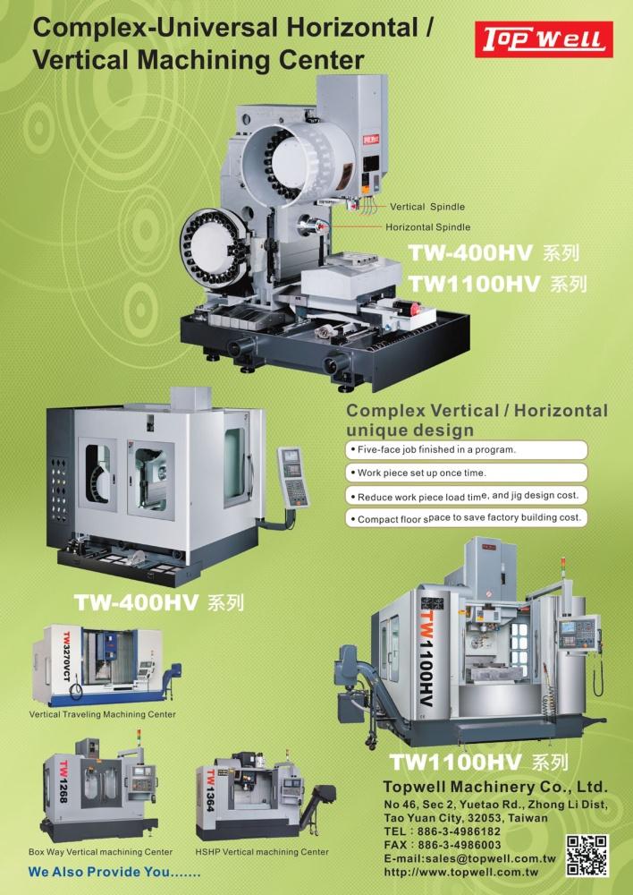 TOPWELL MACHINERY CO., LTD.