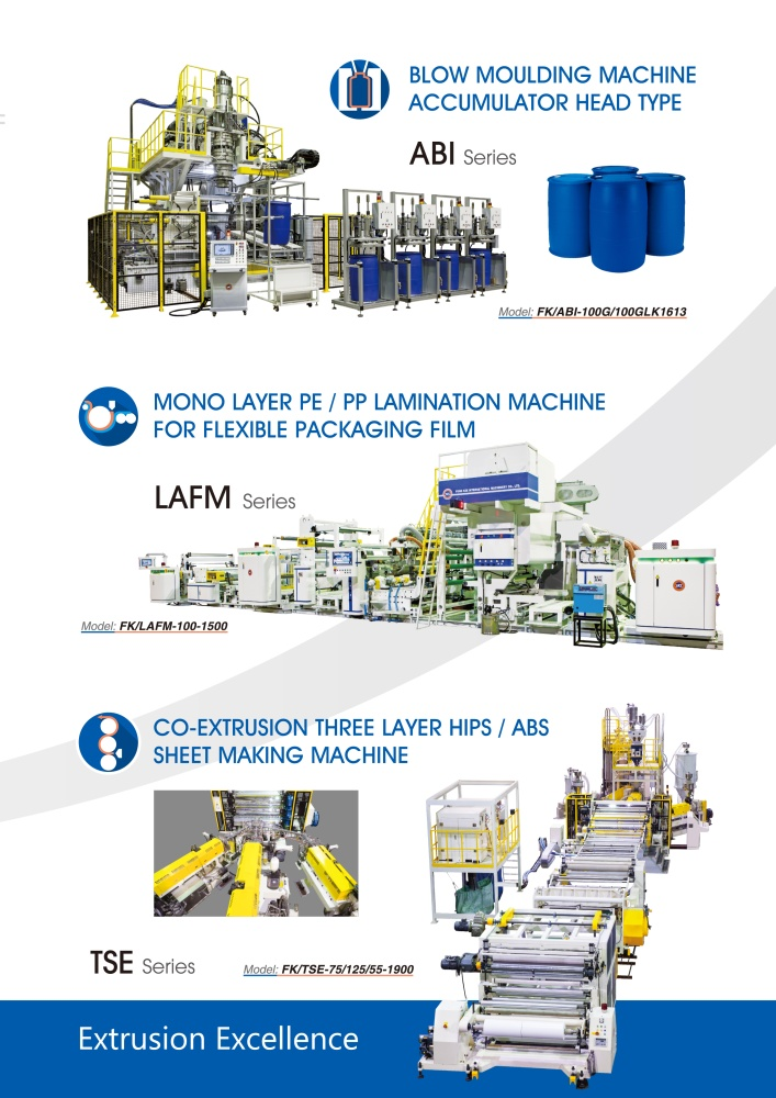 Who Makes Machinery in Taiwan FONG KEE INTERNATIONAL MACHINERY CO., LTD.