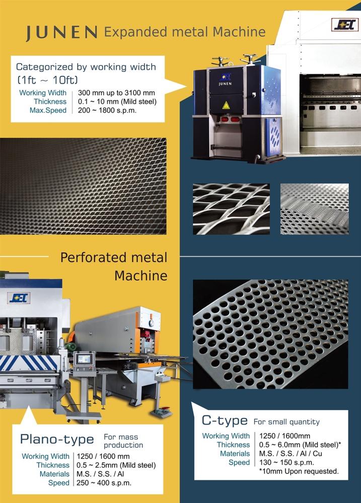 Who Makes Machinery in Taiwan JUN-EN ENTERPRISE CORP.