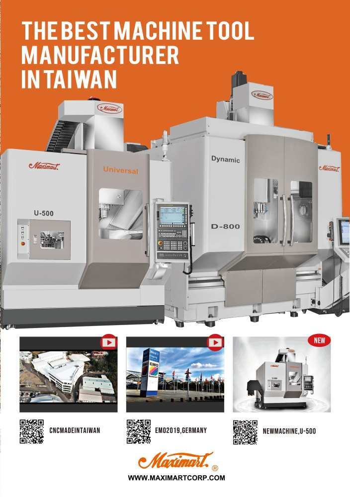 Who Makes Machinery in Taiwan MAXIMART CORPORATION
