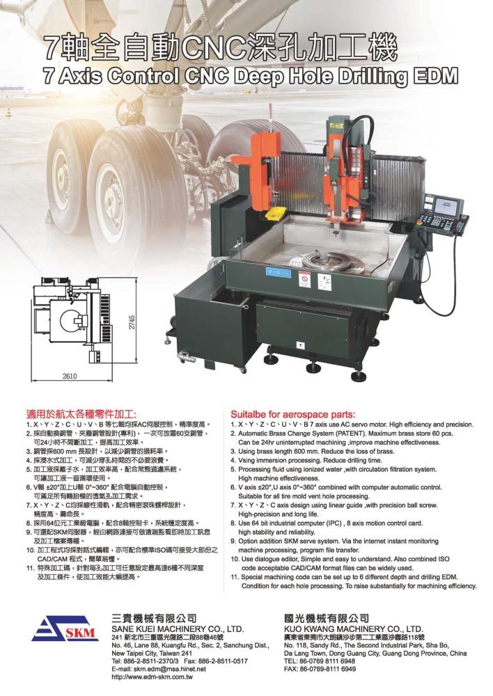 台湾机械制造厂商名录 三贵机械有限公司
