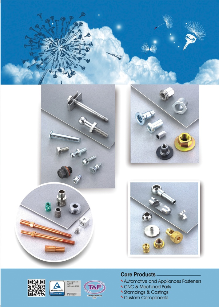 Taiwan International Fastener Show REXLEN CORPORATION