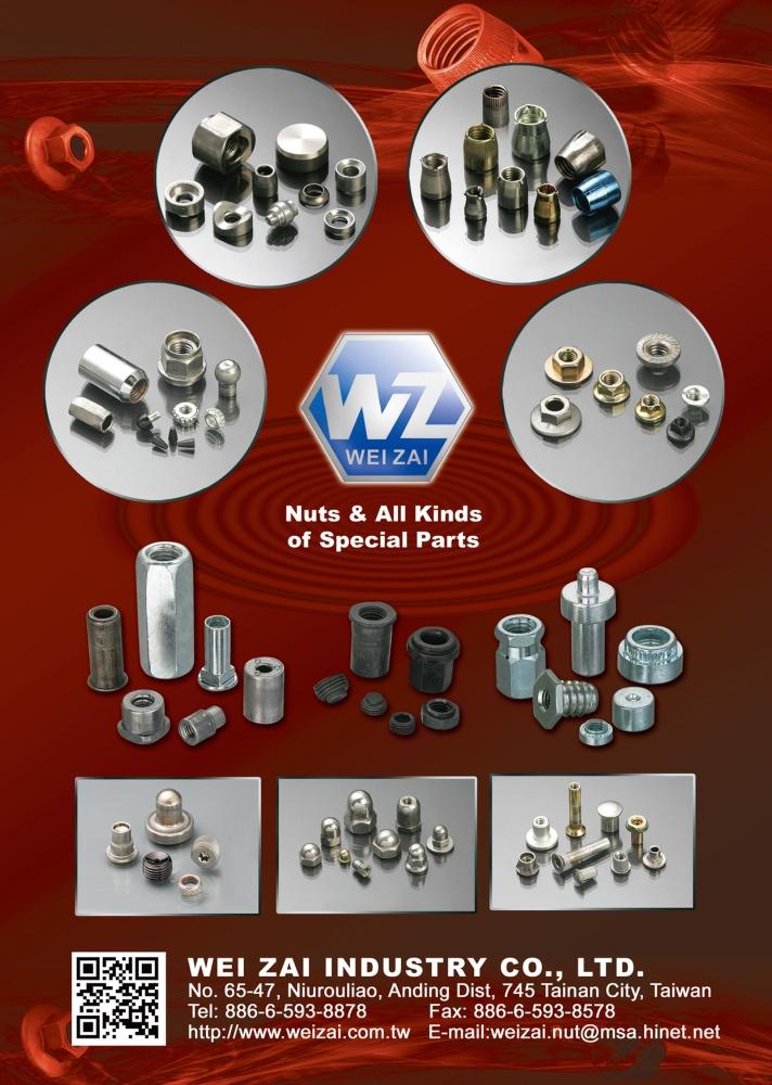 Taiwan Industrial Suppliers WEI ZAI INDUSTRY CO., LTD.