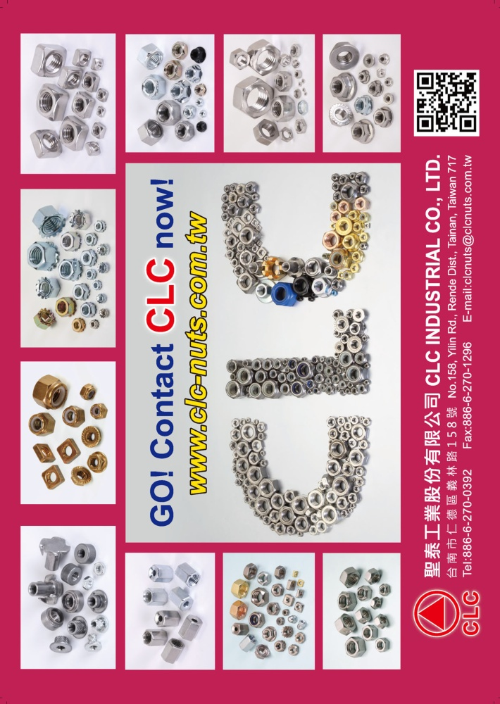 Taiwan Industrial Suppliers CLC INDUSTRIAL CO., LTD.