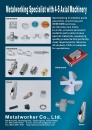 Cens.com Taiwan Industrial Suppliers AD METALWORKER CO., LTD.