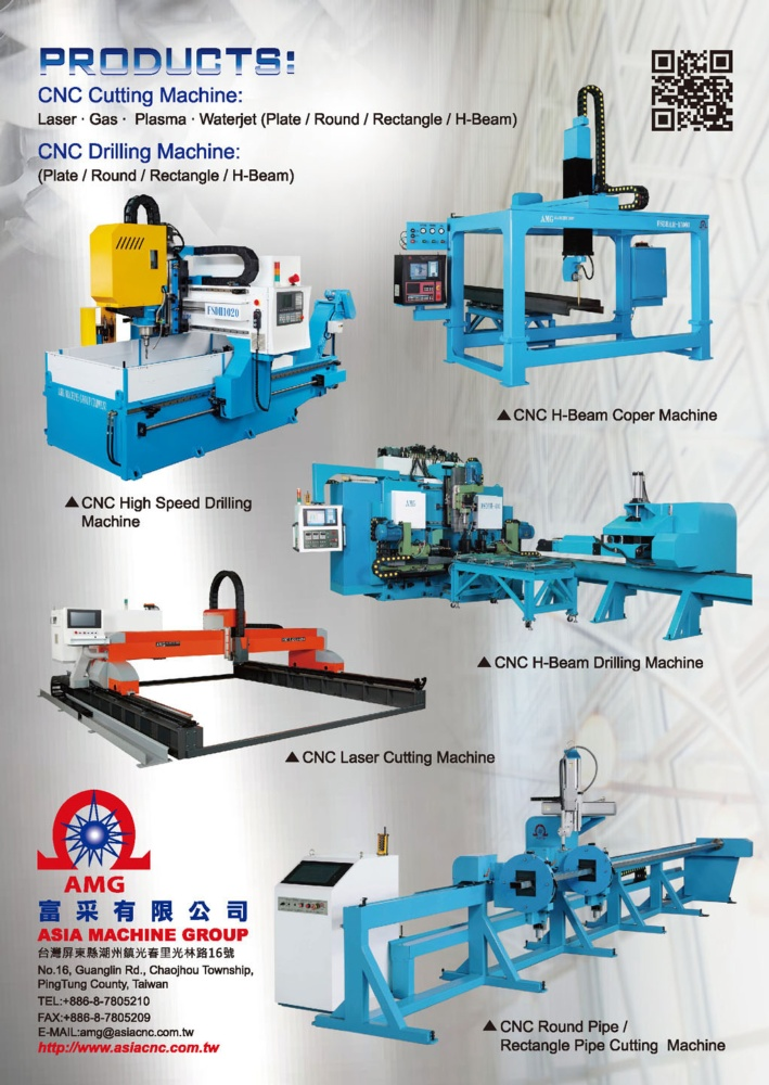 Middle East & Central Asia Special ASIA MACHINE GROUP