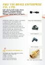 Cens.com Auto Parts E-Magazine AD FWU YIH BRASS ENTERPRISE CO., LTD.
