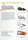 Cens.com Auto Parts E-Magazine AD KDC AUTO INDUSTRY CO., LTD.