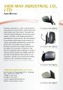 Cens.com Auto Parts E-Magazine AD VIEW MAX INDUSTRIAL CO., LTD.