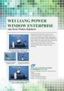 Cens.com Auto Parts E-Magazine AD WEI LIANG POWER WINDOW ENTERPRISE CO., LTD.