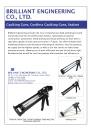 Cens.com Fastener E-Magazine AD BRILLIANT ENGINEERING CO., LTD.