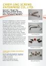 Cens.com Fastener E-Magazine AD CHIEH LING SCREWS ENTERPRISE CO., LTD.