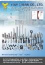 Cens.com Fastener E-Magazine AD YOW CHERN CO., LTD.