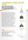 Cens.com Lighting E-Magazine AD CHARMING HOME DECOR CORP.