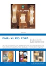 Cens.com Lighting E-Magazine AD PAUL-YU IND. CORP.
