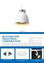 Cens.com Lighting E-Magazine AD BUCKINGHAM INDUSTRIAL CORPORATION