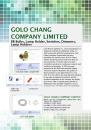 Cens.com Lighting E-Magazine AD GOLO CHANG CO., LTD.