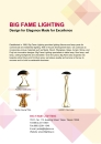 Cens.com Lighting E-Magazine AD BIG FAME LIGHTING