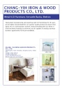 Cens.com Furniture E-Magazine AD CHANG-YIH IRON & WOOD PRODUCTS CO., LTD.