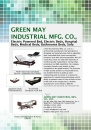 Cens.com Furniture E-Magazine AD GREEN MAY INDUSTRIAL MFG. CO., LTD.
