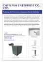 Cens.com Furniture E-Magazine AD CHYN FUH ENTERPRISE CO., LTD.