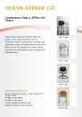 Cens.com Furniture E-Magazine AD OCEAN AVENUE CO.