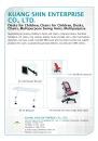 Cens.com Furniture E-Magazine AD KUANG SHIN ENTERPRISE CO., LTD.