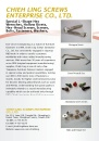 Cens.com Furniture E-Magazine AD CHIEH LING SCREWS ENTERPRISE CO., LTD.