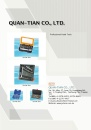 Cens.com Handtools E-Magazine AD QUAN-TIAN CO., LTD.