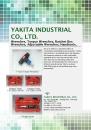 Cens.com Handtools E-Magazine AD YAKITA INDUSTRIAL CO., LTD.