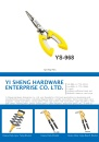 Cens.com Handtools E-Magazine AD YI SHENG HARDWARE ENTERPRISE CO., LTD.