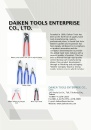 Cens.com Handtools E-Magazine AD DAIKEN TOOLS ENTERPRISE CO., LTD.