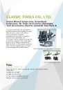 Cens.com Handtools E-Magazine AD CLASSIC TOOLS CO., LTD.