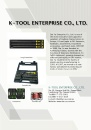 Cens.com Handtools E-Magazine AD K-TOOL ENTERPRISE CO., LTD.