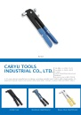 Cens.com Handtools E-Magazine AD CARYU TOOLS INDUSTRIAL CO., LTD.