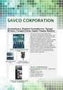 Cens.com Handtools E-Magazine AD SAVCO CORPORATION