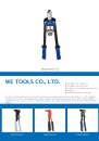 Cens.com Handtools E-Magazine AD WE TOOLS CO., LTD.