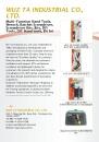 Cens.com Handtools E-Magazine AD WUZ TA INDUSTRIAL CO., LTD.