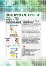 Cens.com Handtools E-Magazine AD QUALIPRO ENTERPRISE CO., LTD.
