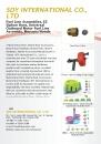 Cens.com Handtools E-Magazine AD SDY INTERNATIONAL CO., LTD