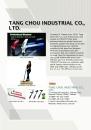 Cens.com Handtools E-Magazine AD TANG CHOU INDUSTRIAL CO., LTD.