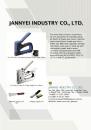 Cens.com Handtools E-Magazine AD JANNYEI INDUSTRY CO., LTD.