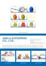 Cens.com Handtools E-Magazine AD ADELA ENTERPRISE CO., LTD.