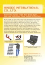 Cens.com Handtools E-Magazine AD HINODE INTERNATIONAL CO., LTD.