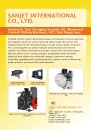Cens.com Machinery E-Magazine AD SANJET INTERNATIONAL CO., LTD.
