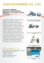 Cens.com Machinery E-Magazine AD LEHAI ENTERPRISE CO., LTD.
