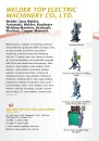 Cens.com Machinery E-Magazine AD WELDER TOP ELECTRIC MACHINERY CO., LTD.