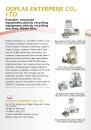 Cens.com Machinery E-Magazine AD DOPLAS ENTERPRISE CO., LTD.